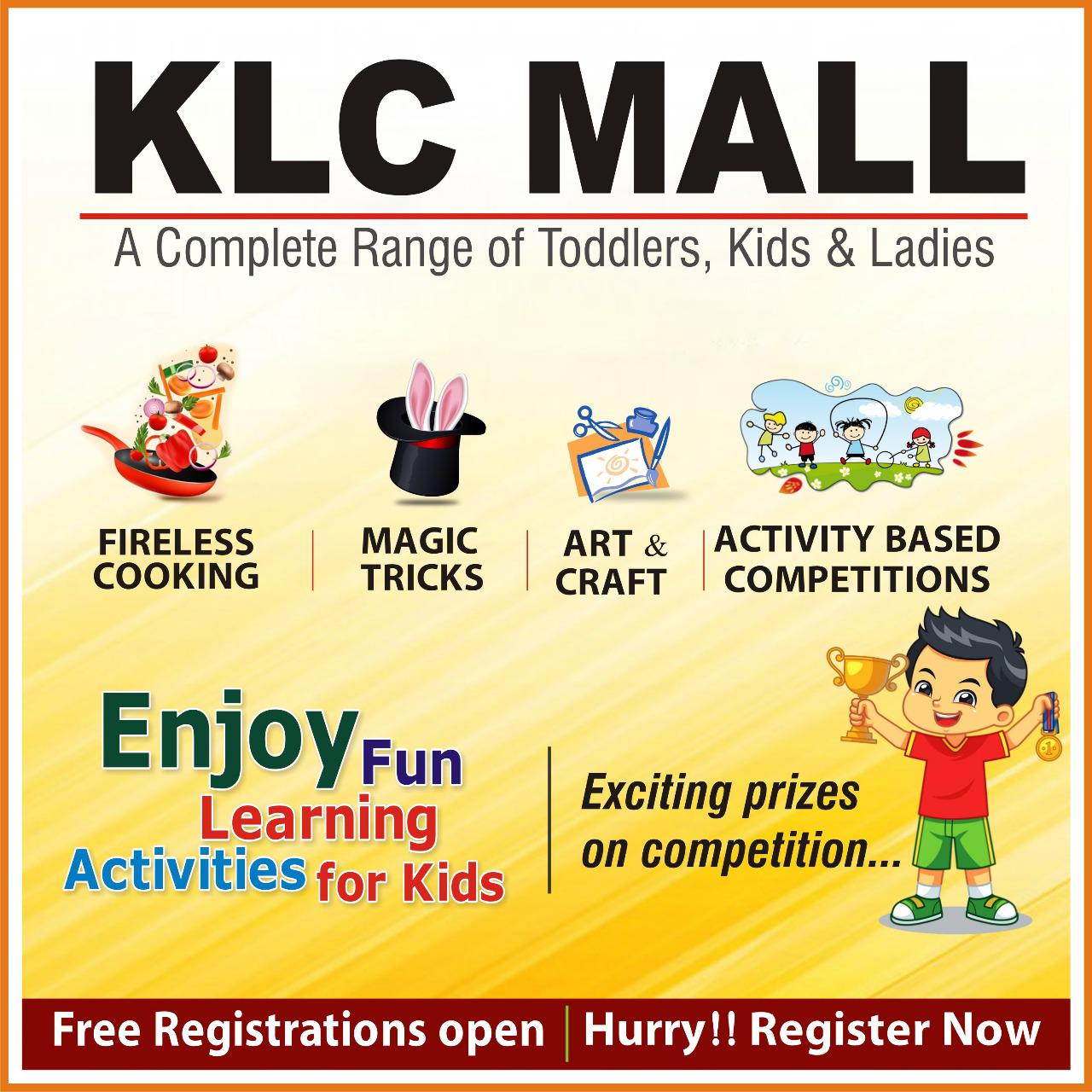 Fun learning experience for ki
